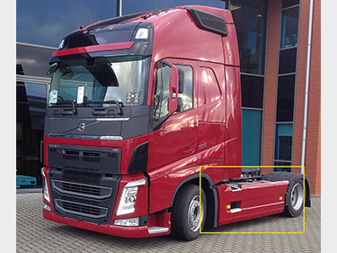volvo fh4 hatcher. Black Bedroom Furniture Sets. Home Design Ideas